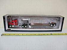 IH/Farmall Kenworth T880 Semi With Lowboy Trailer By SpecCast 1/64th Scale !