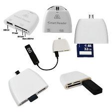 Card Reader HUB OTG Micro USB per Galaxy S6 EDGE PLUS Lettore SD TF Pendrive