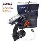 Radiolink RC4GS V2 2.4g 4CH Radio Transmitter R6FG Gyro Receiver for RC Boat Car