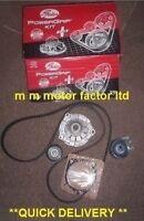 Vauxhall Astra Mk6 J 2.0 CDTi SRi 2010- Gates Timing/Cam Belt Kit & Water Pump