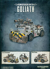 Genestealer Cult Goliath Truck / Goliath Rockgrinder Warhammer 40K