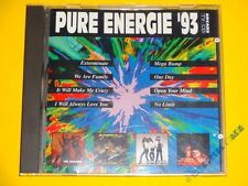 *CD* Various Artists - Pure Energie '93 * Arcade *