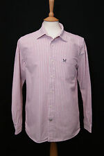 Crew Clothing Fitted Striped Casual Shirts & Tops for Men