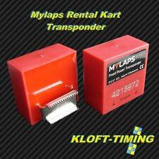 Mylaps 140 Rental / Leihkart Transponder  NEU