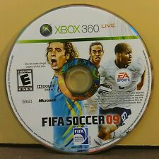 FIFA SOCCER 09 (XBOX 360) USED AND REFURBISHED (DISC ONLY) #10962