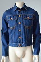 Vintage Jean Paul Gaultier Men's Jeans Denim Jacket Jean Size M