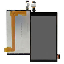 DISPLAY LCD + TOUCH SCREEN per HTC DESIRE 620 620G SCHERMO VETRINO NERO NUOVO