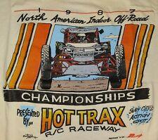 Vintage Rc Radio Control Indoor Off-Road Racing 80s Car T-shirt Rare Soft