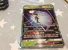 Pheromosa gx sm66 jumbo Pokemon card
