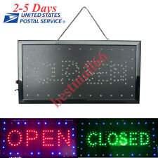 Perfect Bright Animated Motion Running Neon Led Business Store Shop Open Sign