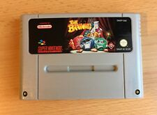 The Brainies - Nintendo SNES (PAL)