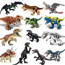 Tyrannosaurus Rex Jurassic World Dinosaur Figure Building Blocks Toys Hobbies
