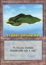 Insel 1/3 (Island) Magic limited black bordered german beta fbb foreign deutsch