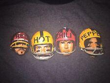 Vintage Red Hot Chili Peppers Stadium Arcadium Ringer T Shirt Mens Size Medium