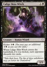 4x Caligo Skin-Witch | Presque comme neuf/M | Dominaria | magic mtg
