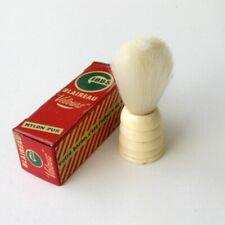 Ancien blaireau GIBBS - Nylon pur - Modèle Velours dans sa boite d'origine