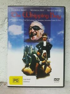 Whipping Boy (DVD, 1994) George C Scott - Mathilda May - Kevin Conway Movie