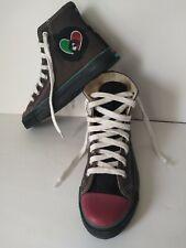 Black Lives Matter BLM Canvas Skate Shoes EU Size 39 =US Mens Size 6 or Womens 8