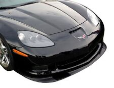 C6 Corvette Z06/ZR1/GS Model 2006-2013 ZR1 Style Front Splitter - Unpainted