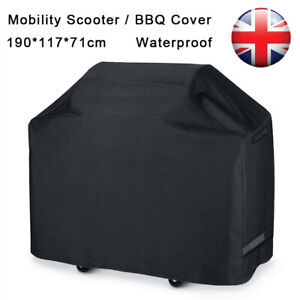 Large Mobility Scooter Storage Garage Shelter Rain Cover UV Protector Waterproof