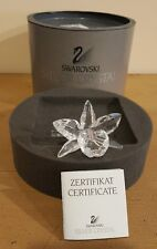 Swarovski Crystal 1996 The Orchid - Pink
