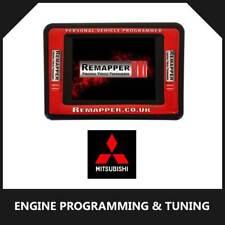 Mitsubishi - Customized OBD ECU Remapping, Engine Remap & Chip Tuning Tool