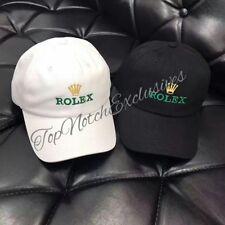 Rolex Dad Hat / Black