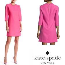 KATE SPADE New York Size 6 Dizzy Dress Rose Pink New! $348
