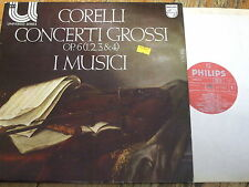 6580 074 Corelli Concerti Grossi Op. 6 No. 1 - 4 / I Musici