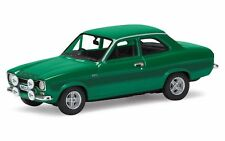 CORGI VANGUARDS- VA09522 FORD ESCORT MK 1 RS2000 MODENA GREEN 1:43 SCALE