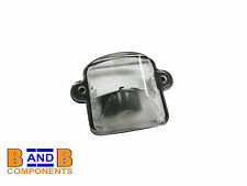 VW BEETLE T1 LICENSE NUMBER PLATE LENS LAMP LIGHT COVER 311943121A A824