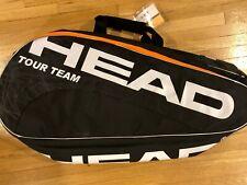 New Head Tour Team Tennis Bag for 6 racquets