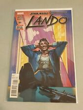 Star Wars Lando #1 Marvel Comics 2015 NM