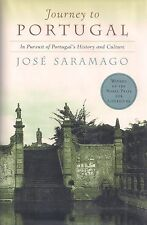 "JOSE SARAMAGO ""Journey to Portugal"" SIGNED First Printing NOBEL PRIZE WINNER"