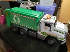 """Large 21"""" Plastic Recycling Truck w/ Sound & Lights on Top"""
