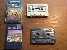 Pink Floyd ‎[2 MC Cassette TAPE] Masters Of Rock (France) + Momentary Lapse Of