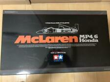 Tamiya 1/12 Mclaren Model Kit Collection Mclaren MP4/6 Honda 1991