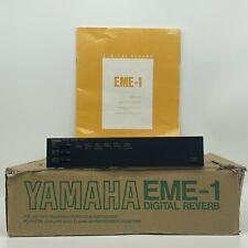 More details for yamaha digital reverb eme-1 vintage effects processor