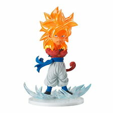 Dragon Ball Z Ultimate DeskTop SD Figure Assembly~ Super Saiyan SS4 Gogeta @3103