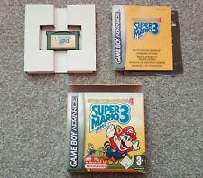 Super Mario Bros 3 GBA PAL