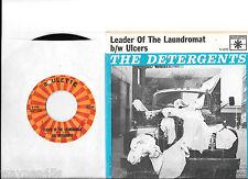 DETERGENTS * 45 * Leader Of The Laundromat * 1964 #19 * Novelty * Shangri-Las
