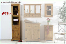 Badmöbelsets im Landhaus-Stil aus Massivholz