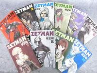 ZETMAN Manga Comic Set 1-10 MASAKAZU KATSURA Book SH*