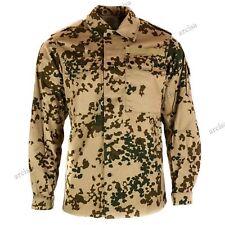 Original German army field jacket. BW Army issue Tropentarn combat jacket NEW