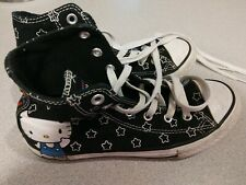 Converse Hello Kitty Chuck Taylor All Star High Top: Youth Size 3