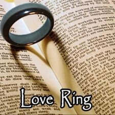 Voodoo Love Ritual Ring Lover Marriage Soul Mate Charisma Sex Partner Blood Ore