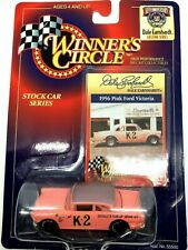 1998 WINNER's CIRCLE LIFETIME SERIES DALE EARNHARDT1956 PINK FORD VICTORIA -1:64