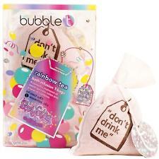 Bubble T Cosmetics Confetea Bath Infusion, Tea Bags with Bath Salts - Pack of 3