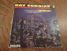 45 tours ray conniff son orchestre et choeurs 5eme serie broadway in rhythm