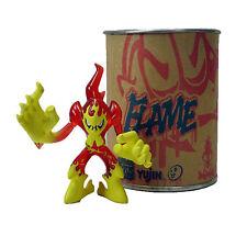 "Electronic Virus Flame Yujin 3 1/2"" Japanese Import Action Figure"